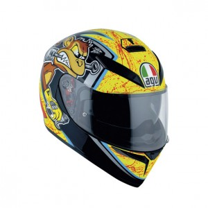 AGV CASCO K-3 SV MULTI BULEGA