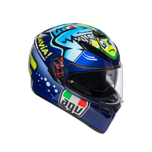 AGV CASCO K3 SV TOP ROSSI...