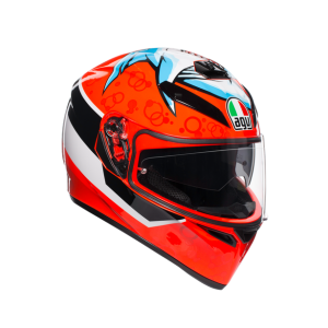 AGV CASCO K3 SV MULTI ATTACK