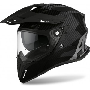 AIROH CASCO COMMANDER CARBON