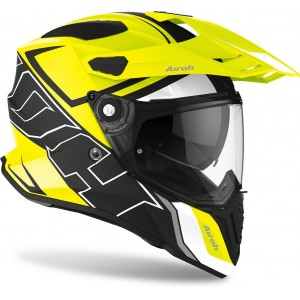 AIROH CASCO COMMANDER DUO