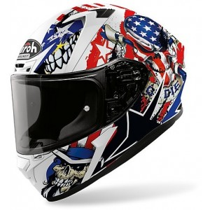 AIROH CASCO VALOR UNCLE SAM...