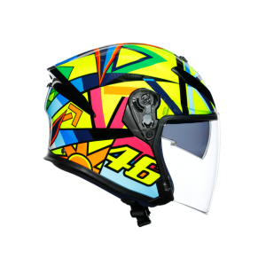 AGV CASCO K5 JET TOP -...