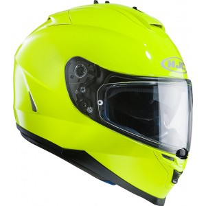 HJC CASCO IS-17 VERDE FLUO