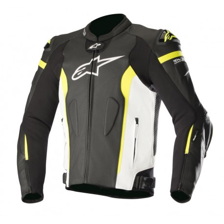 ALPINESTARS GIACCA MISSILE - TECH-AIR COMPATIBLE PELLE