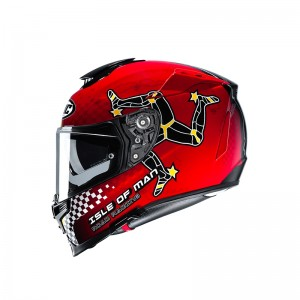 HJC CASCO RPHA 70 ISLE OF...